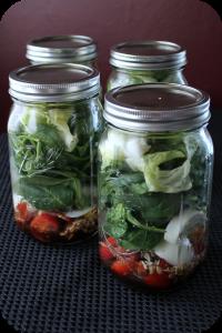 Salad in a jar2