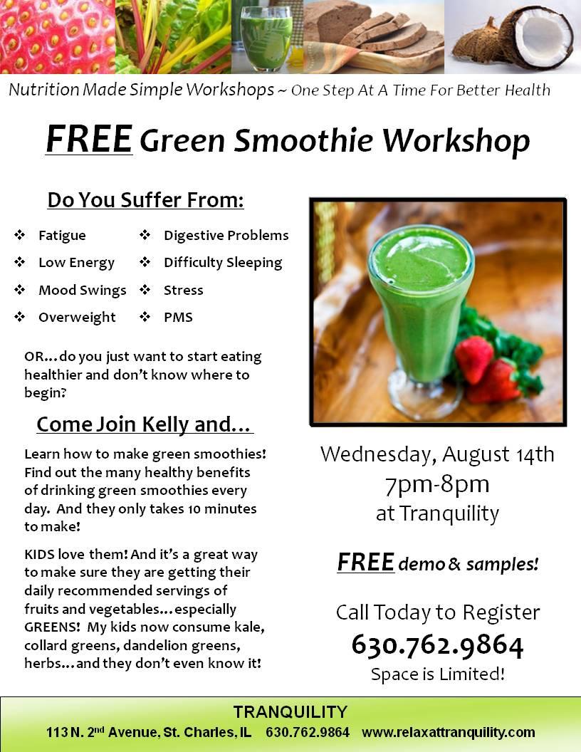 Green Smoothie WW 081413