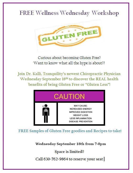 Gluten Free WW